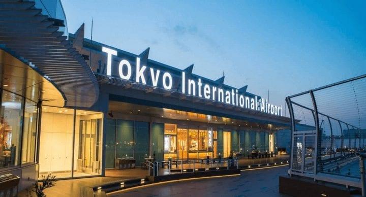 TOKYO (Di sekitar Bandara Haneda)