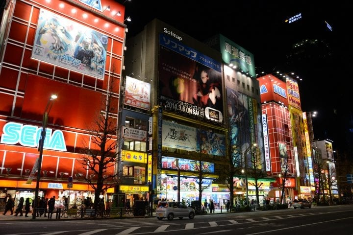 TOKYO (Tokyo yang lebih besar)