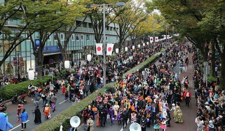 TOKYO (Harajuku & Omotesando)