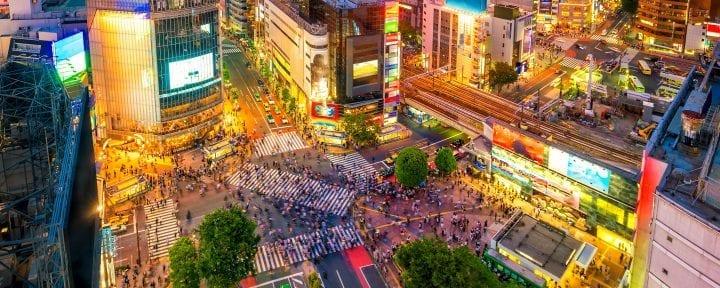 TOKYO (Shibuya & Shimokitazawa)