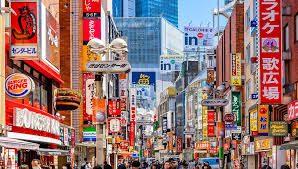 Jepang – Surganya Belanja