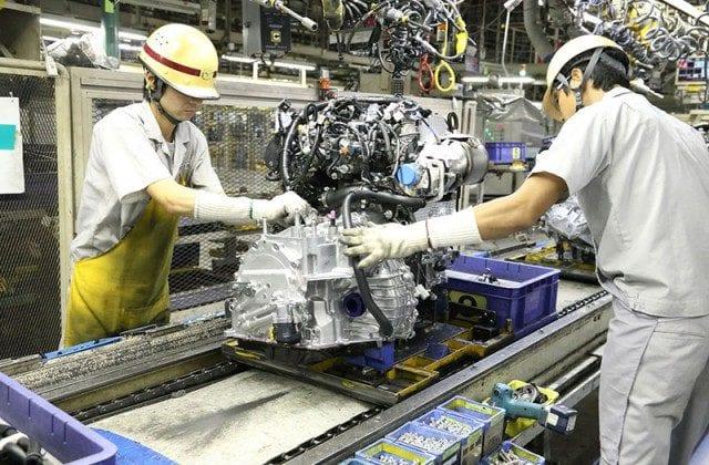 Teknologi Jepang yang canggih