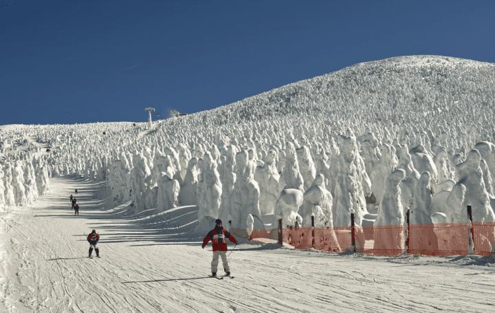 Destinasi Musim Dingin di Jepang