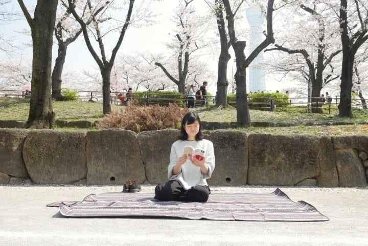 """[SAKURA] Hal Terpenting Ketika Melihat Sakura! Sopan Santun """"Basho Tori"""""""