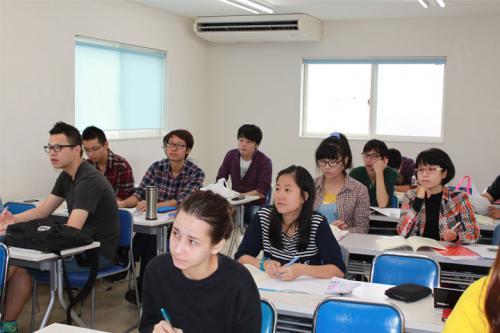 Kegiatan Belajar di Kelas